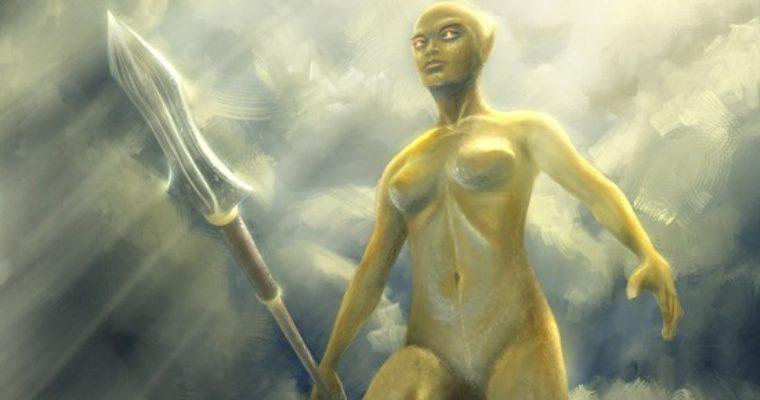 亚马逊女战士
