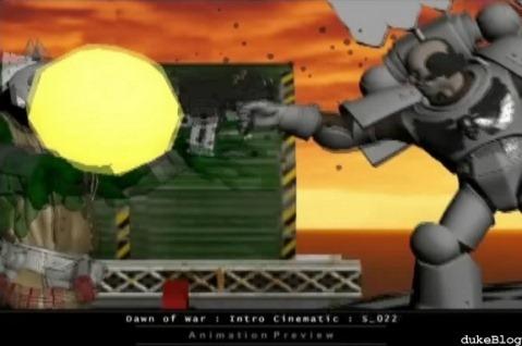 {原}从Blur studio的Dawn of war 看动画合成流程