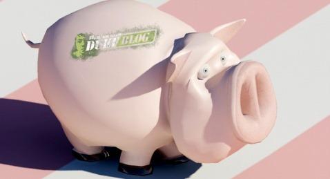 给娟娟的猪