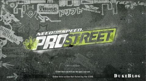 极品飞车:职业街道赛 Need for Speed ProStreet