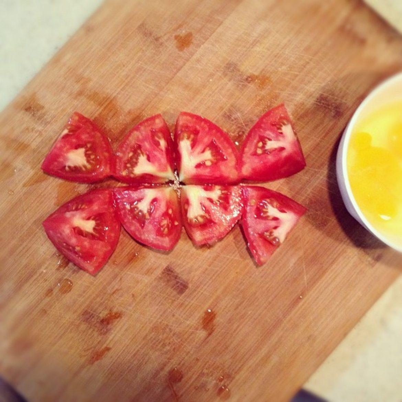 鸡蛋炒番茄