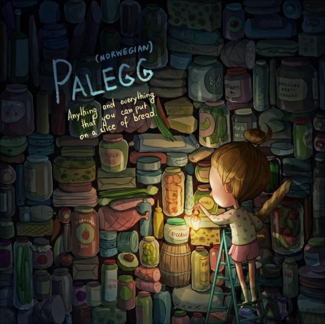 palegg