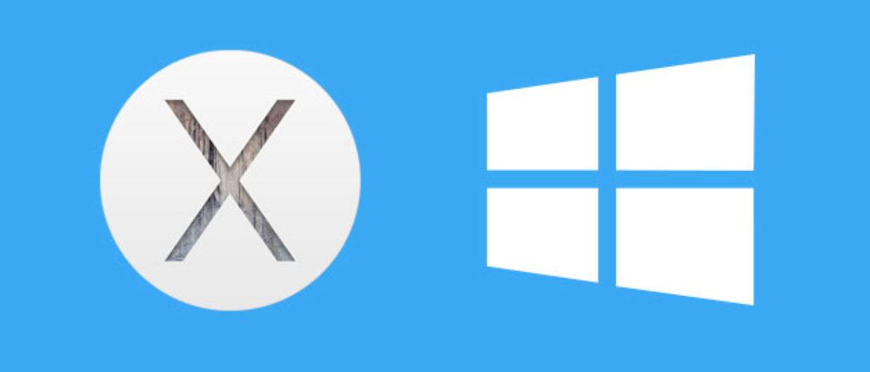 OSX还是Windows?