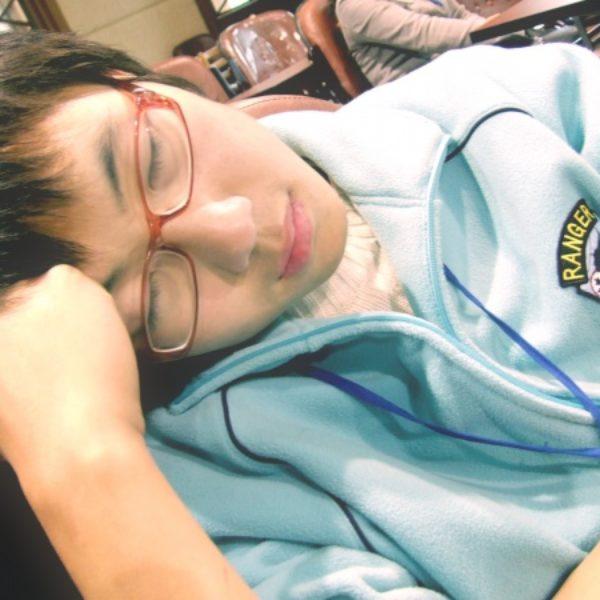 Sleeping dukey