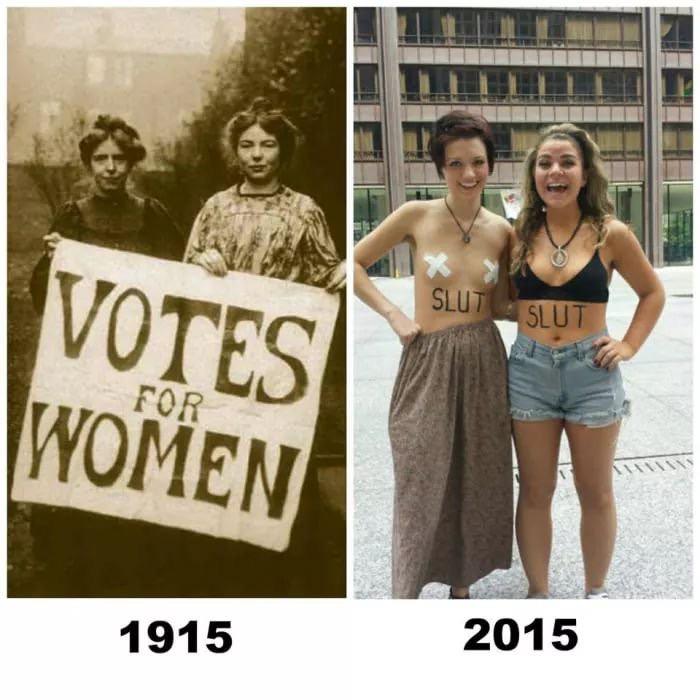伪女权主义
