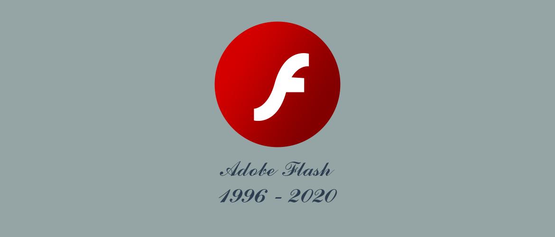 悼念Adobe Flash
